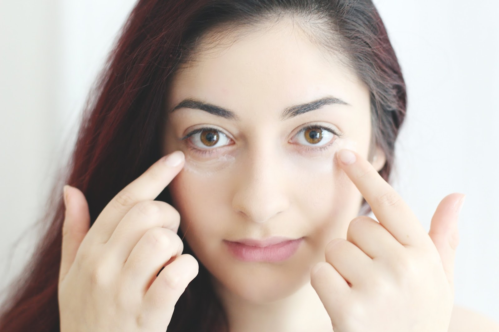 massage oculaire
