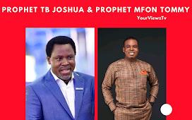 Meet One Of The Nigerian Prophet That Has Long, followed The Footprint Of Tb Joshua | Prophet Mfon Tommy