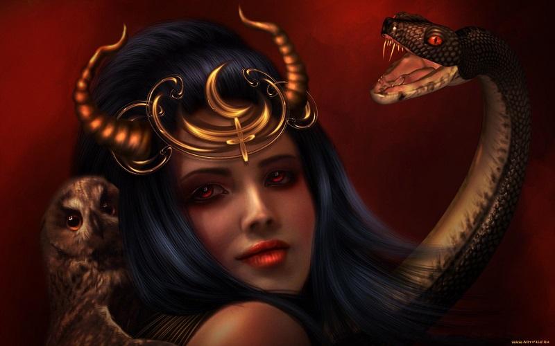 Principais Deuses e Deusas Persas