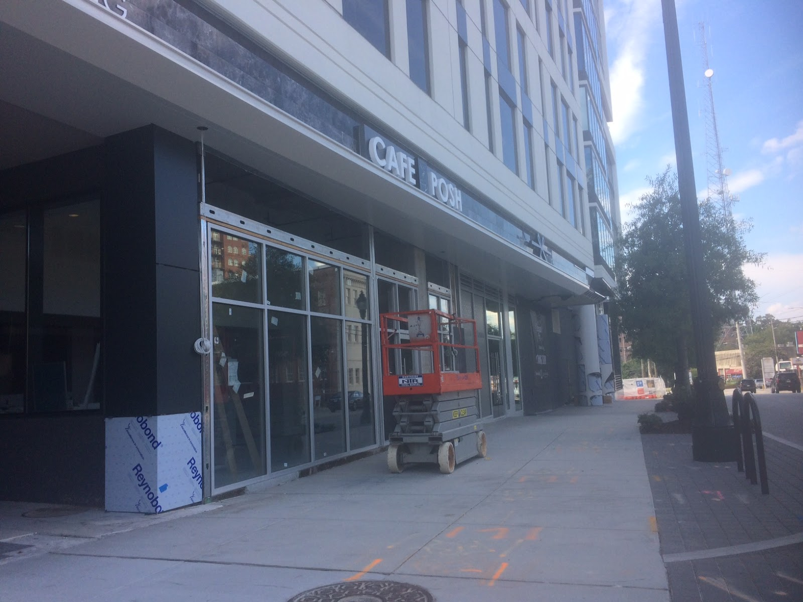 Tomorrow S News Today Atlanta Update Cafe Posh Has Closed In