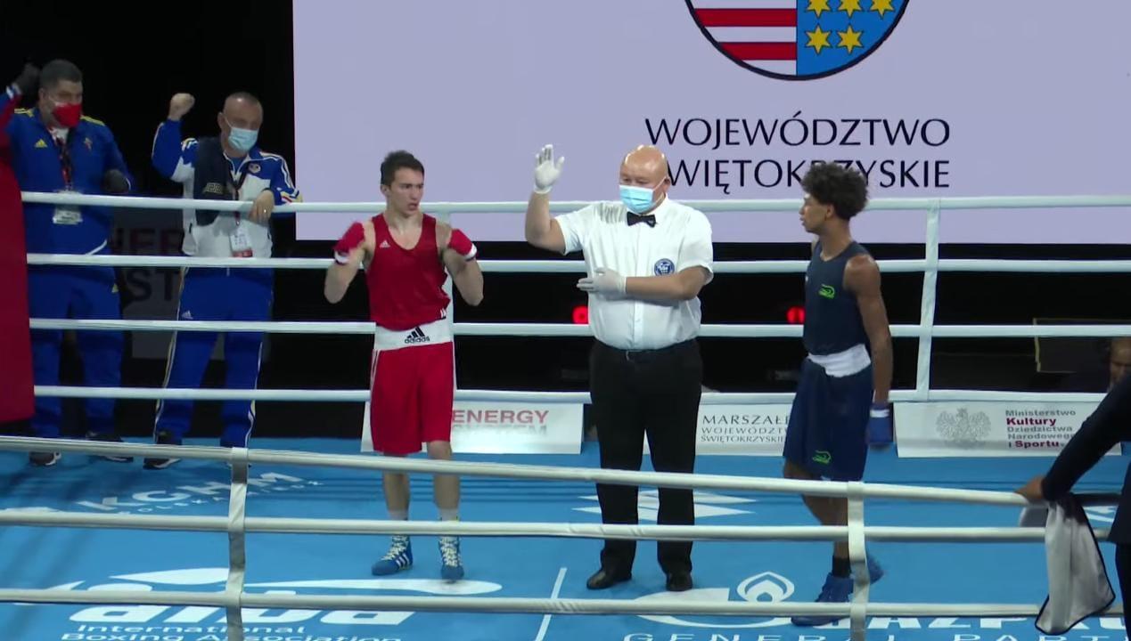 Pablo Capistrano boxe mundial