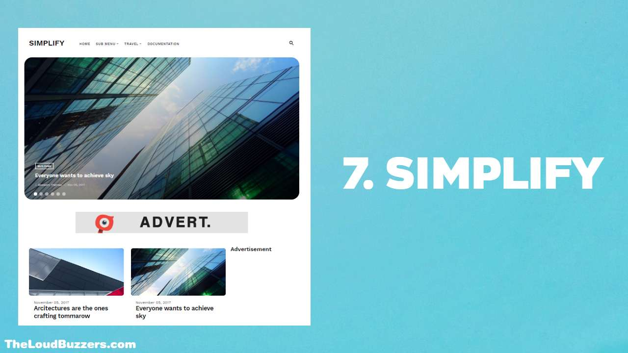 Simplify by Blossomtheme