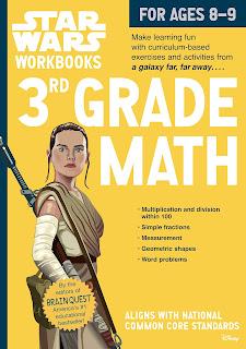 Star Wars 3rd Grade Math