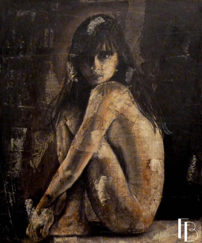 Французский художник. Flore Betty