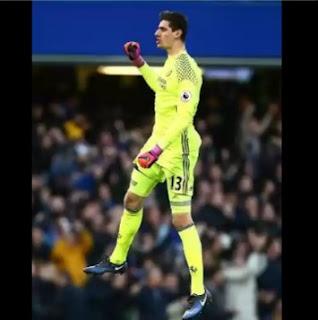 De Gea Unsure Over Madrid move
