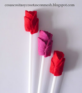 rosas-fieltro