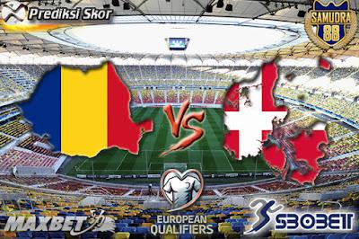 Prediksi Bola Romania VS Denmark 27 Maret 2017