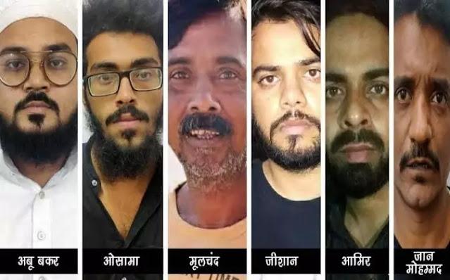 आतंकवाद के नाम पर मुस्लिम युवकों की गिरफ्तारी में पुलिस की कहानी संदेहास्पद - PUCL Report