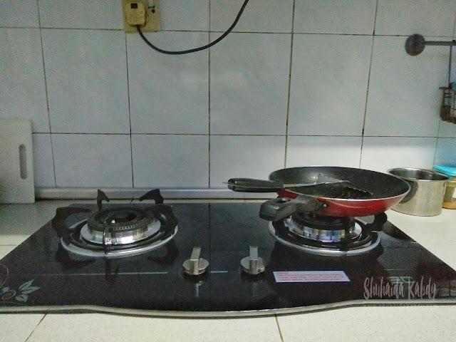 dapur meletop