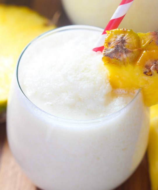 Virgin Piña Colada #freshsummer #drinks