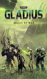 Warhammer 40000 Gladius Relics of War Deluxe Edition cover - Warhammer 40000 Gladius Relics of War Reinforcement Pack-CODEX