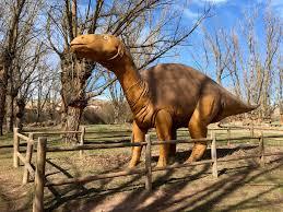 Parque Jurásico Beceite Beseit dinosaurio 2