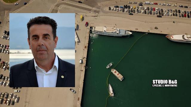 Δ. Κωστούρος: Ο Δήμος Ναυπλιέων θα είναι πρωτοπόρος σε δράσεις πρόληψης θαλάσσιας ρύπανσης