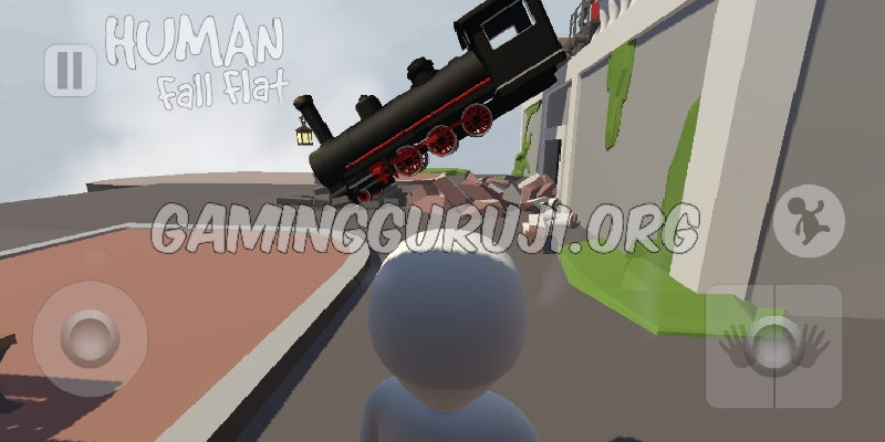 Human fall flat android game screenshot