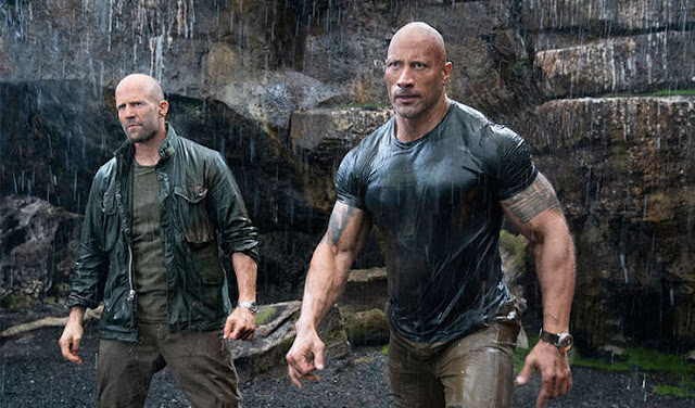 Behind Scane Fast and Furious: Hobbs & Shaw (2019)