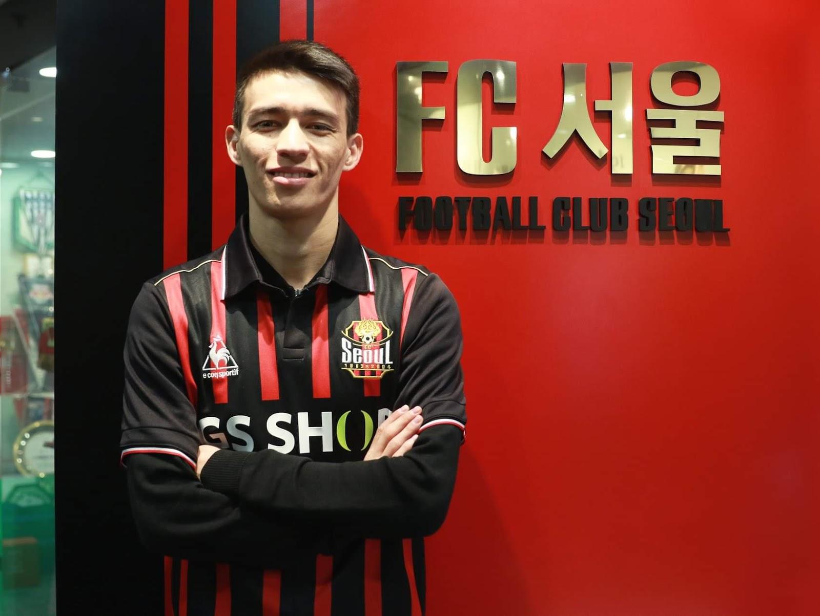 FC Seoul sign