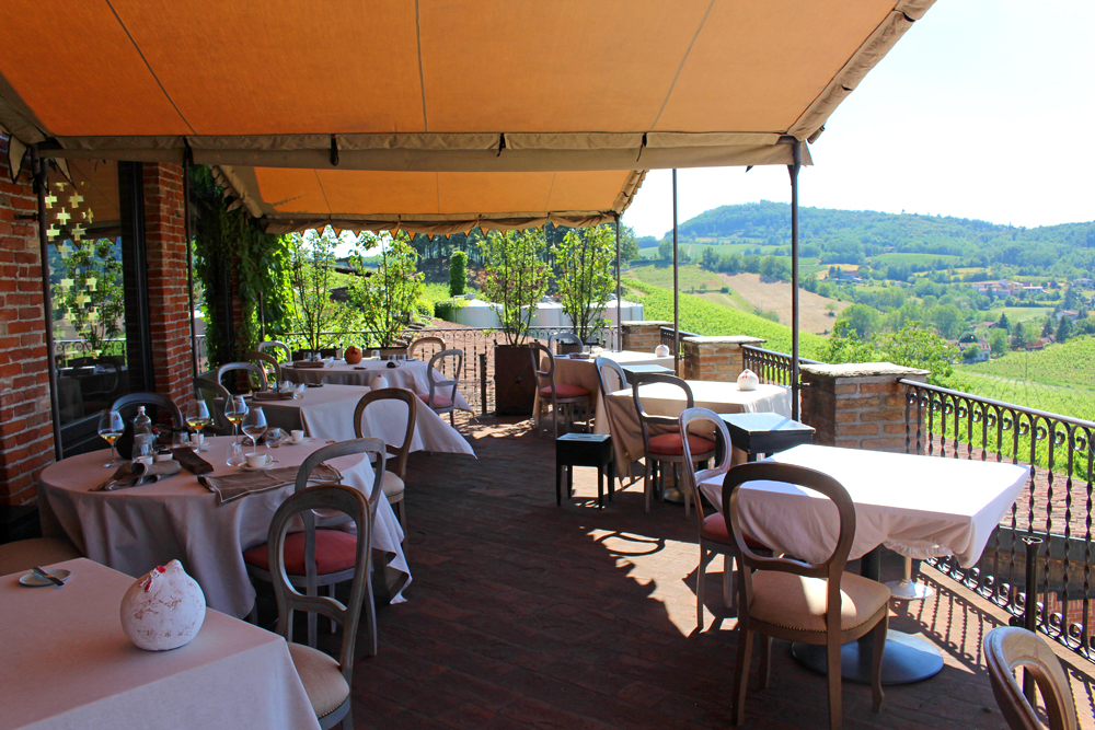 Ristorante La Gallina in Piemonte, Italy - travel & style blog