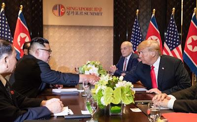 Meet Trump and Kim