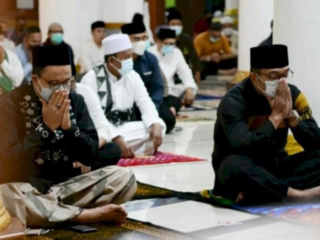 Bareng Ridwan Kamil di Sumedang, Anies Ingin Jadikan Jawa Barat Lumbung Suara Pilpres