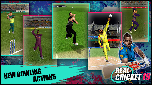 Real Cricket 19 2.5 Features