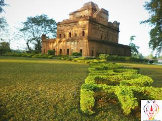 Kareng Ghar- Ahom King Palace