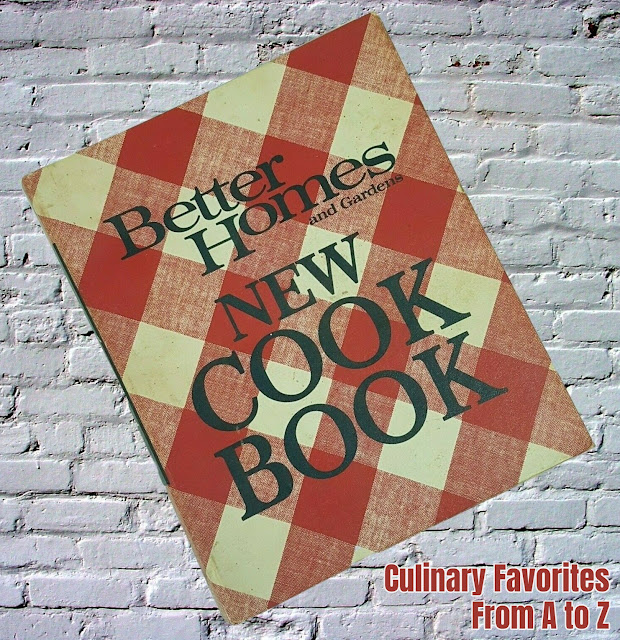 Better Homes and Gardens New Cook Book 1969
