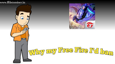 free fire ID automatically ban