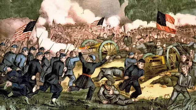 American Civil War: Causes, Definition, History, & Facts