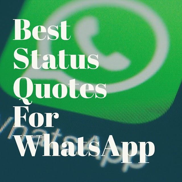 Short Status for Whatsapp on Attitude | Short Status For Whatsapp