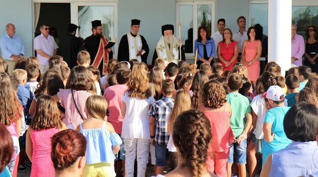 Η Αντιπεριφερειάρχης παιδείας κα Αντιγόνη Φίλη για τη νέα σχολική χρονιά