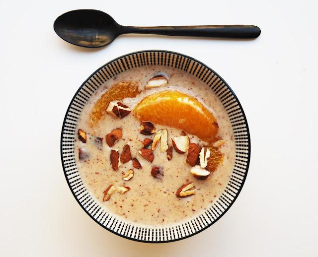 Porridge d'amarante