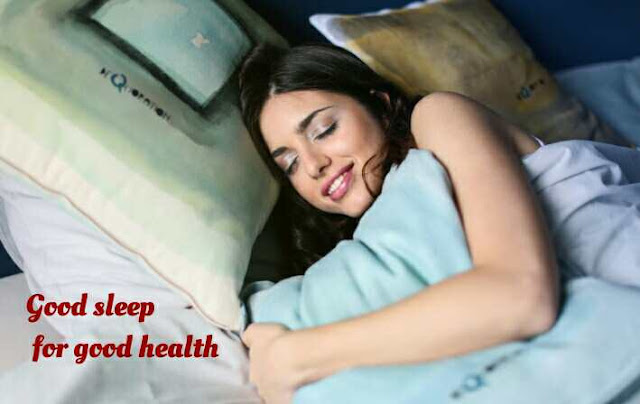 good-sleep-for-good-health