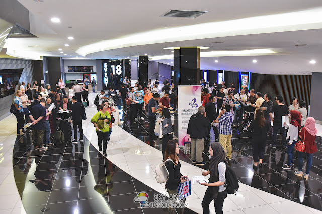 """Asian Three-Fold Mirror 2016: Reflections"" Malaysian Premiere at GSC Mid Valley - photo by TianChad"