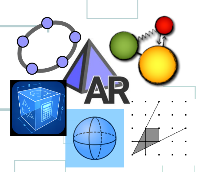 APPs e Softwares Matemáticos para o ensino da Geometria