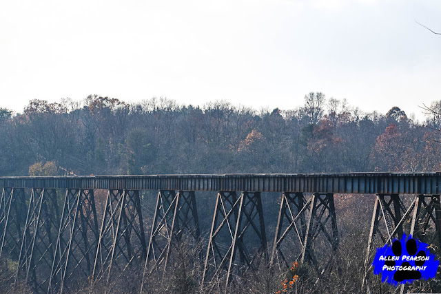 Trestle Bridge, Compton, VA