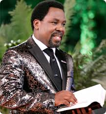 Prophet TB Joshua Celebrates His 54th Birthday Today