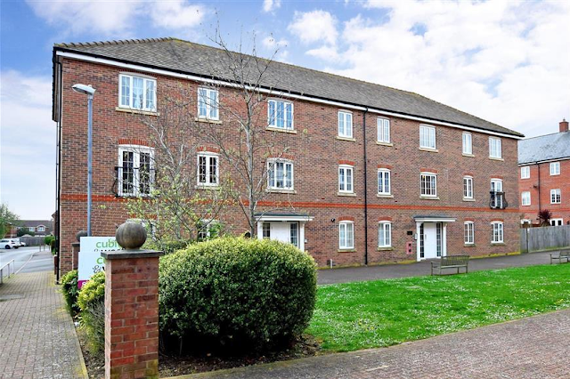 2 bed flat, The Boulevard, Chichester