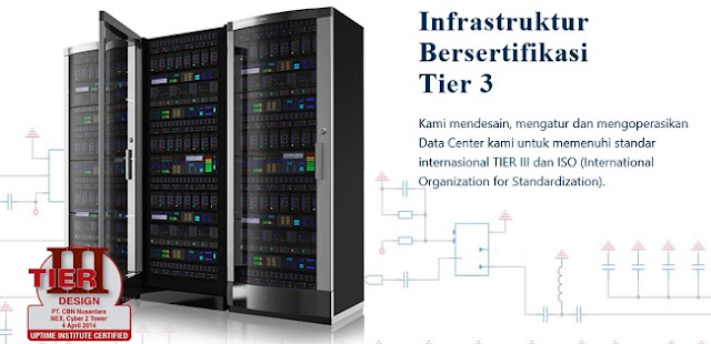 Pusat Data Center NEX