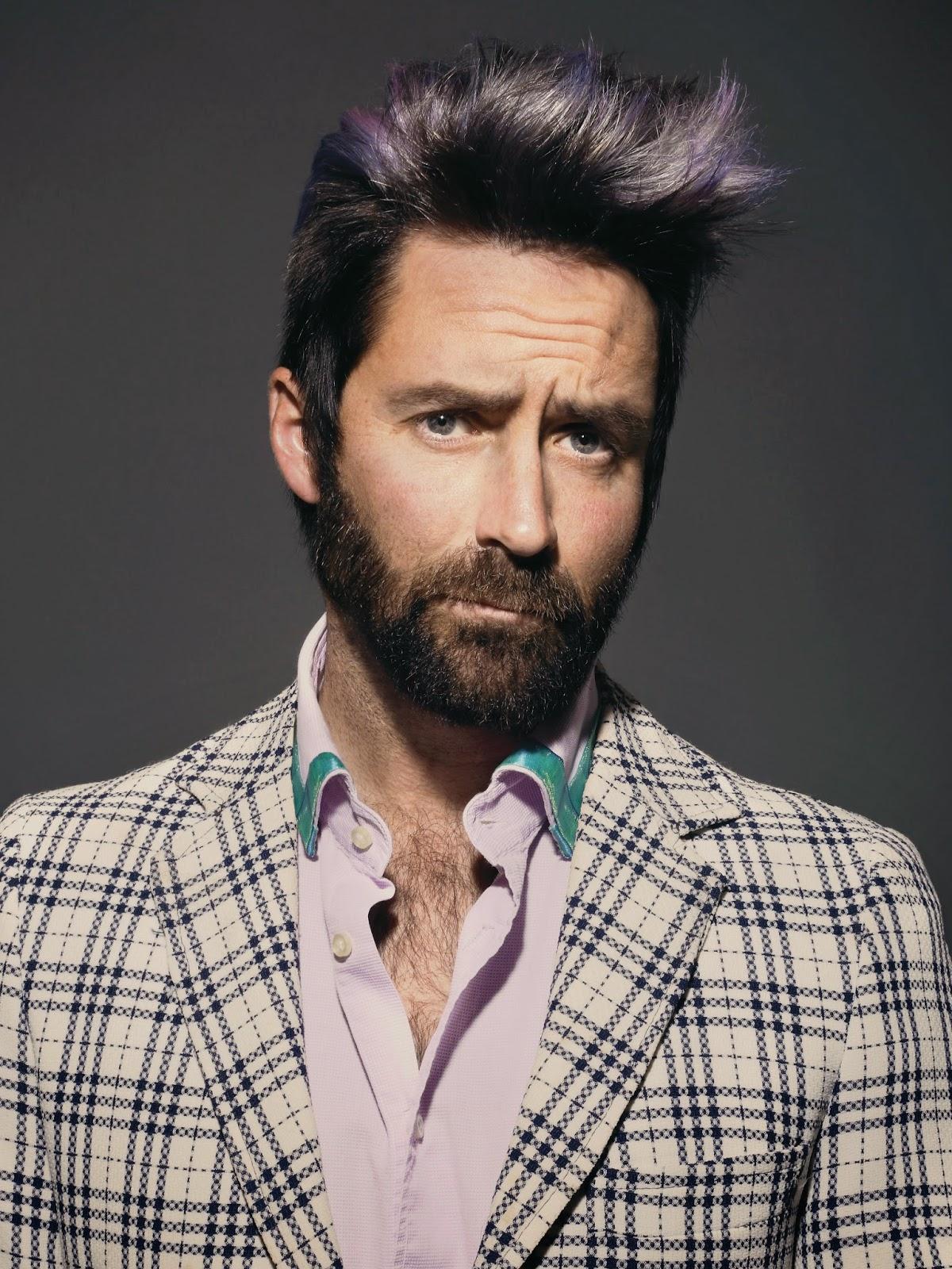 Taglio capelli corti uomo over 50