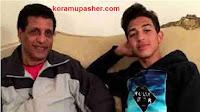 نجل فاروق جعفر يكشف تفاصيل عقده مع القلعه البيضاء