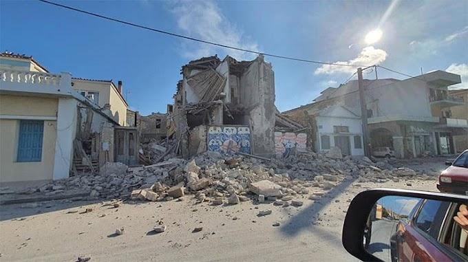 Σεισμός Σάμος: 2 παιδιά νεκρά - 6 νεκροί και εκατοντάδες τραυματίες στην Τουρκία