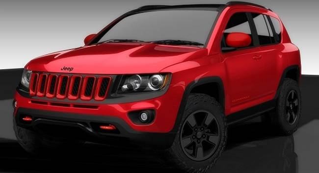 2018 jeep compass redesign auto review release. Black Bedroom Furniture Sets. Home Design Ideas
