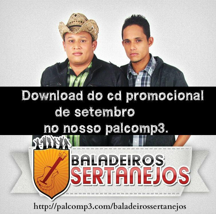 BALADEIROS SERTANEJOS BAIXAR CD