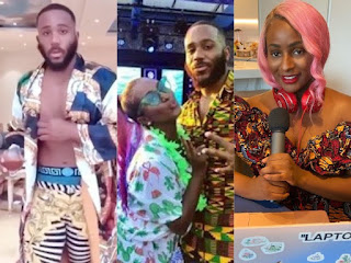 DJ Cuppy Welcomes Kiddwaya