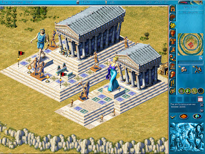 Poseidon: Master of Atlantis Game Screenshots 2001