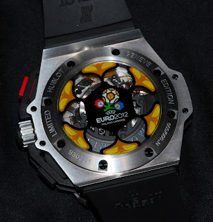 Montre Hublot King Power Euro 2012