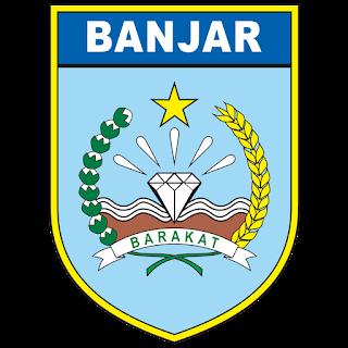 Kabupaten Banjar Logo Vector