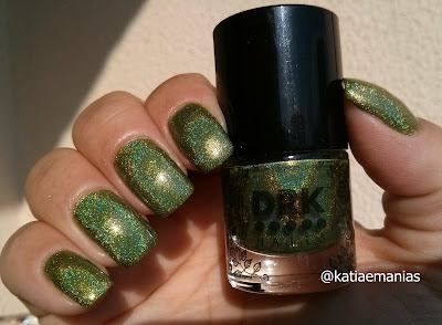 DRK Nails, Holográfico,