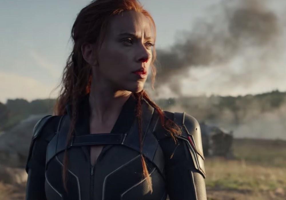Viúva Negra ganha teaser!