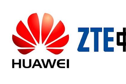 Modem ZTE & Huawei Kualitas Terbaik dan Termurah 2019